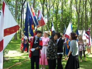 WPPS Flag Ceremony